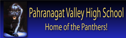 Pahranagat Valley High School Logo